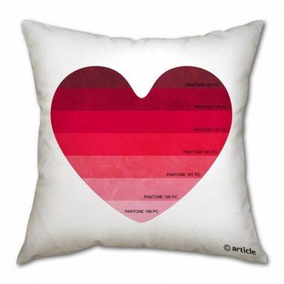 Подушка «Сердце дизайнера»