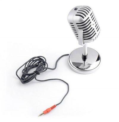 Ретро микрофон «Элвис»