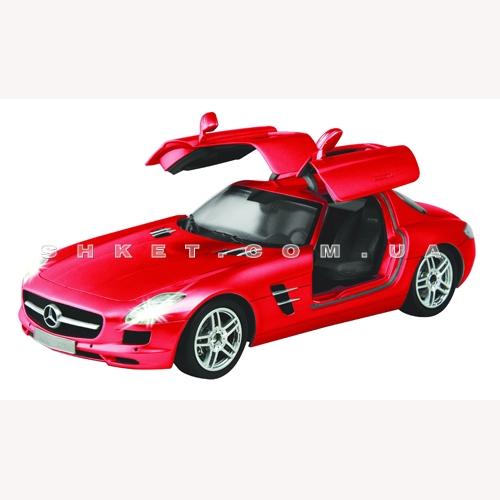 Автомобиль радиоуправляемый - MERCEDES-BENZ-SLS-AMG
