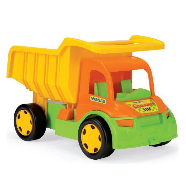 Детская машина - «Грузовик гигант» Wader Gigant Truck