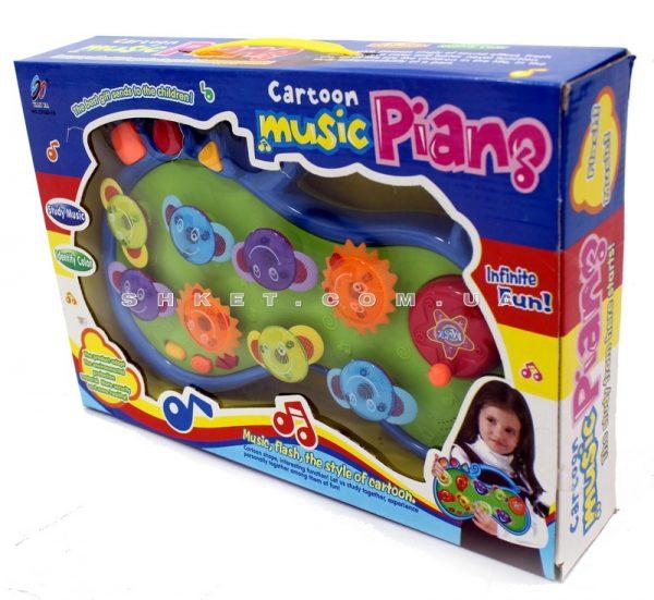 Детский музыкальный центр YAN FA «Music Piano»