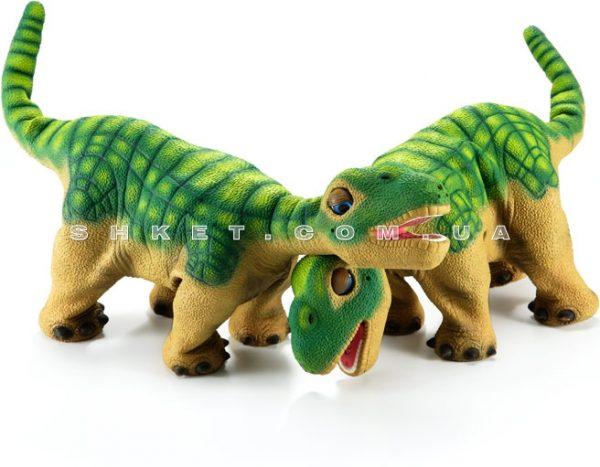 Электронная форма жизни - Pleo RB с набором аксессуаров зеленый Ugobe 662920G