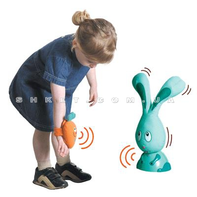 Интерактивная игрушка Ouaps «За мной Бани»