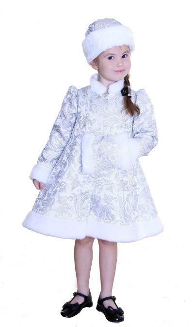 Карнавальный костюм «Снегурочка»