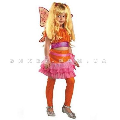 Карнавальный костюм Winx «Стелла»