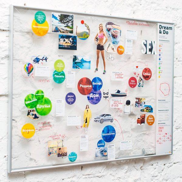 Карта желаний Dream&Do