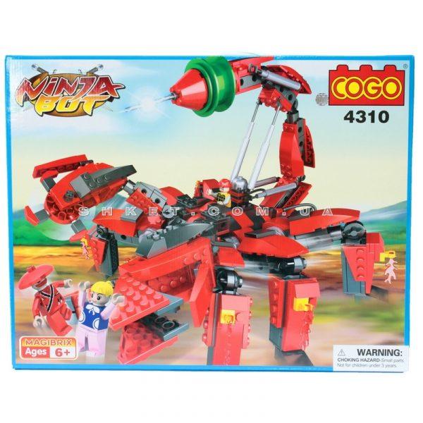 Конструктор - «Ninja Bot»
