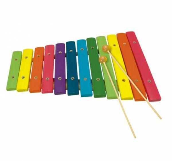 Ксилофон Bino 12-ти тональный
