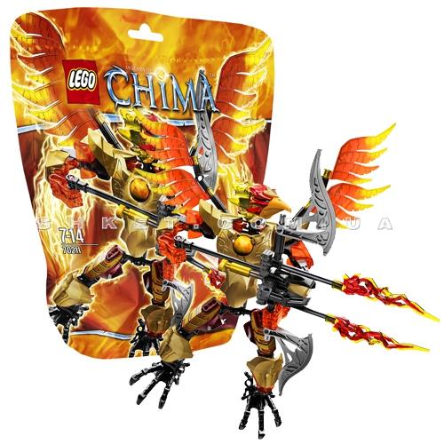 Чи Фламинокс из серии «Legends of Chima» Lego