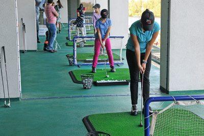 Мастер-класс гольфа