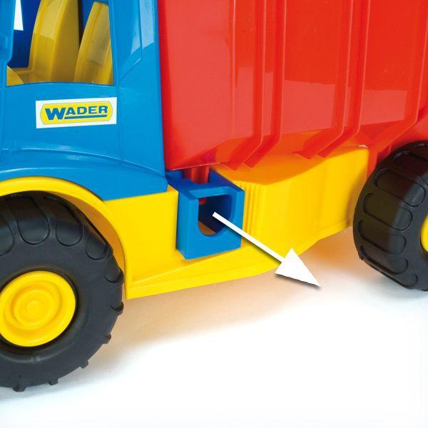 Мультигрузовик с погрузчиком Multi Truch