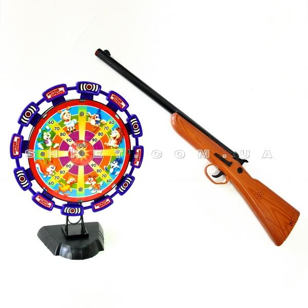 Музыкальный минитир «Меткий стрелок»