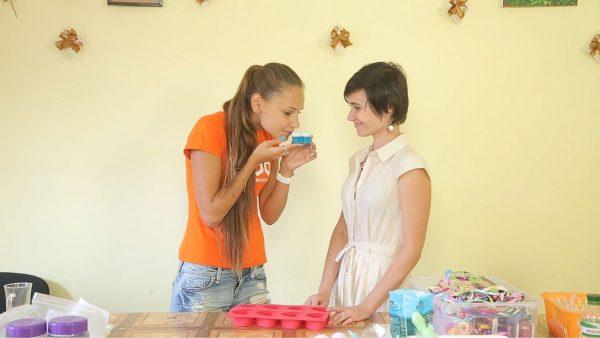 Творческий мастер-класс мыловарения