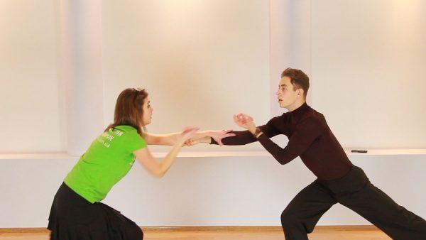 Урок аргентинского танго для двоих