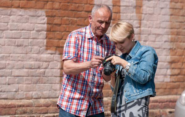 Урок фотомастерства