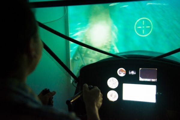 Воздушный виртуальный бой времен Второй мировой войны