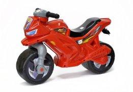 Мотоцикл-толокар Орион (красный)