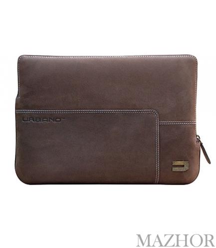 Чехол Urbano «Zip Sleeve Leather Case» для Macbook