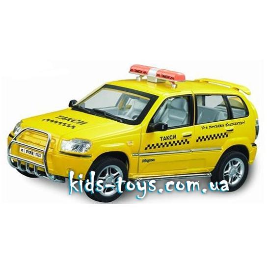 Инерционная машинка «Городское такси»