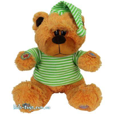 Интерактивная мягкая игрушка - мишка «Тедди»