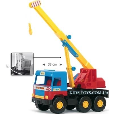 Подъемный кран Wader серии Middle Truck