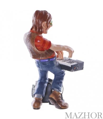Статуэтка «Клавишник»