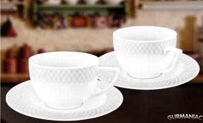 Кофейный сервиз Wilmax 12 предметов