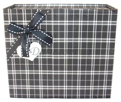 Подарочная коробочка Black Style