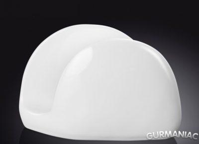 Подставка для салфеток Wilmax фарфор 11*8 см