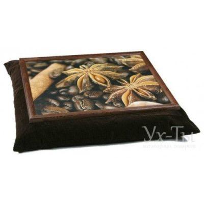 Подушка для ноутбука «Кофе»