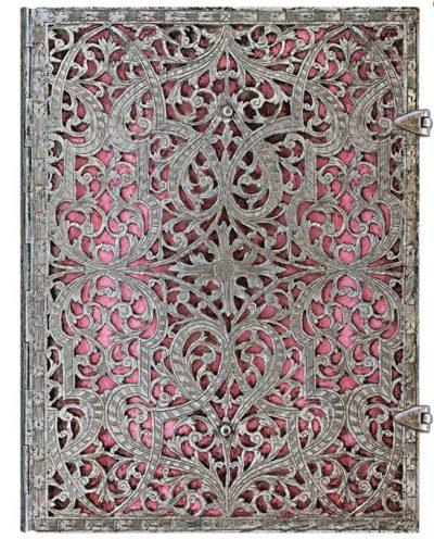 Блокнот Paperblanks «Серебряная Филигрань»