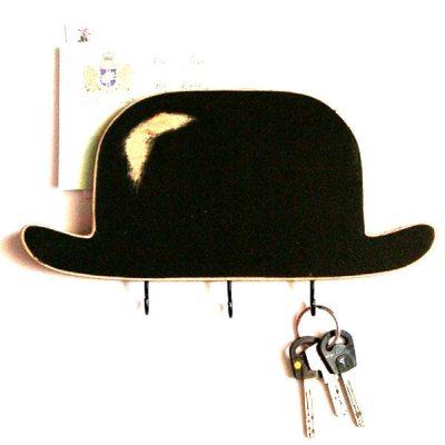 Держатель для ключей и почты «Котелок» Classic