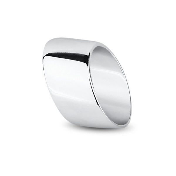 Кольцо «Shear Ring» из серебра