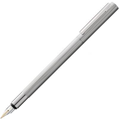 Перьевая ручка Lamy «53-F» с платиновым напылением