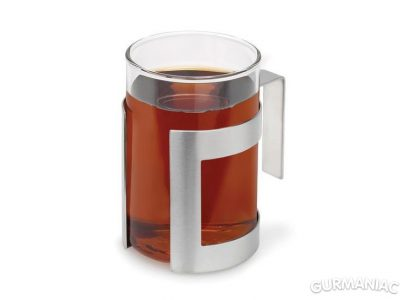 Стакан для чая с подстаканником Blomus