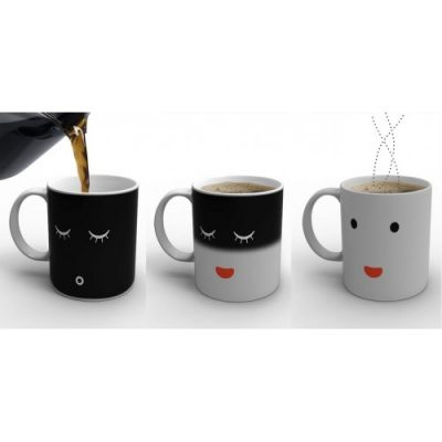 Чашка-хамелеон «Доброе утро!»