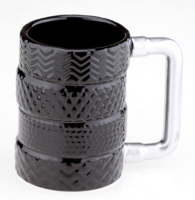 Чашка «Четыре колеса»