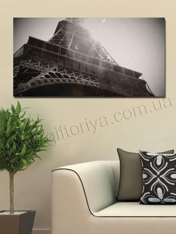 Картина на холсте «Эйфелева башня»