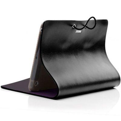 Кожаный чехол для iPad Mini «Evouni» Черный