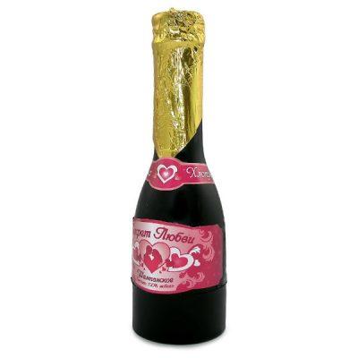 Оригинальная хлопушка «Бутылка шампанского»
