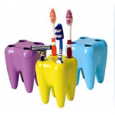 Подставка для зубных щеток «Зубки»