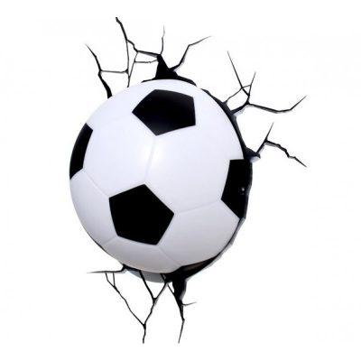 Светильник «Футбольный мяч»