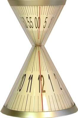 Часы песочные Hour Glass Clock
