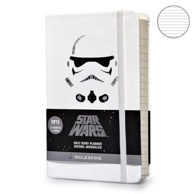 Ежедневник Moleskine «Star Wars 2015» карманный