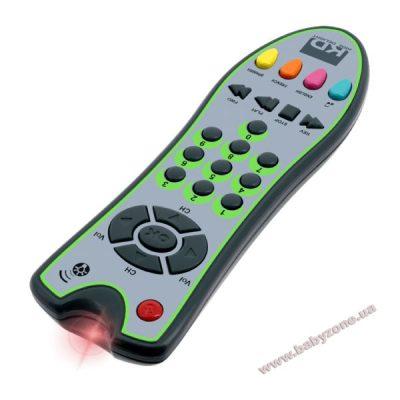Интерактивная игрушка «ТВ-пульт»