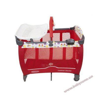 Манеж-кровать от Graco «Contour Electra»