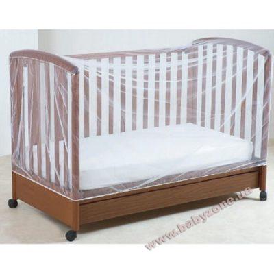 Москитная сетка для кроватки или манежа
