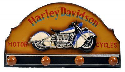 Настенная вешалка «Харли Дэвидсон»