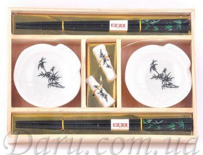 Сервиз для суши «Бамбук»