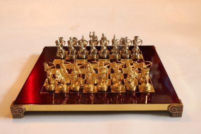 Шахматы Manopoulos «Лучники»